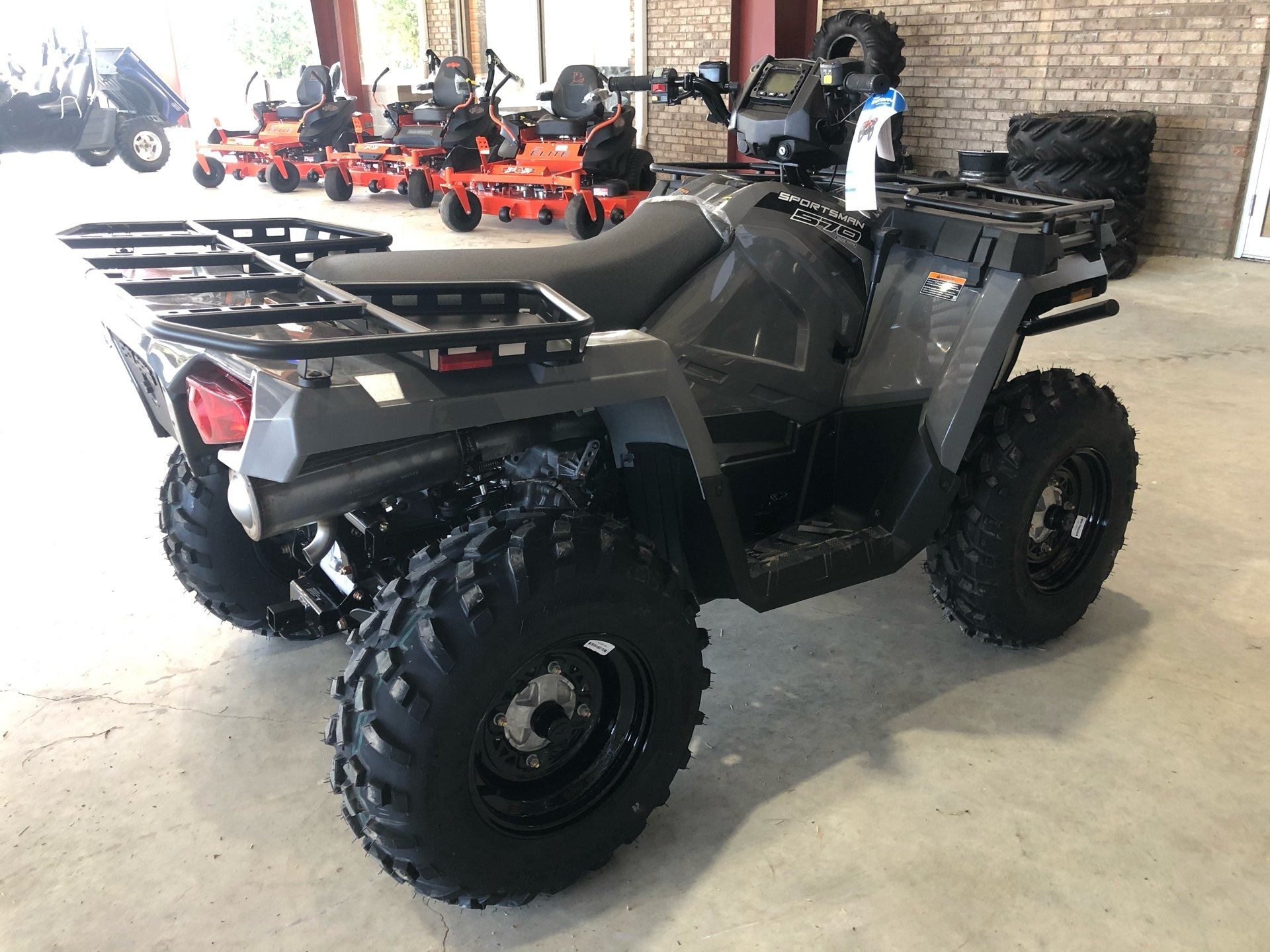 2020 Polaris Sportsman 570 Utility Package in Saucier, Mississippi - Photo 6