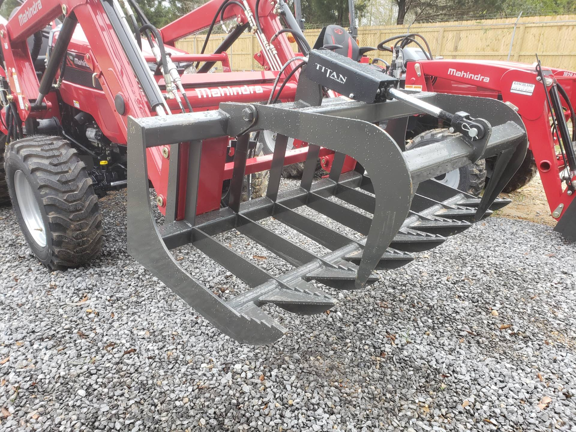 "2020 Titan Implement 60"" Root Grapple in Saucier, Mississippi - Photo 2"