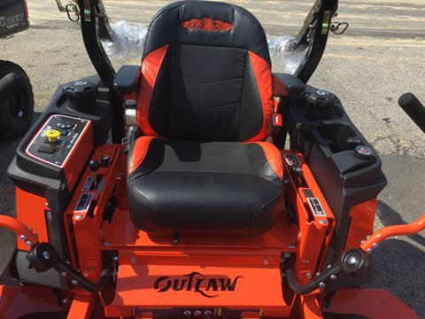 "2018 Bad Boy Mowers Outlaw 61"" Kawi FX751 - BBO61FX751 in Saucier, Mississippi"
