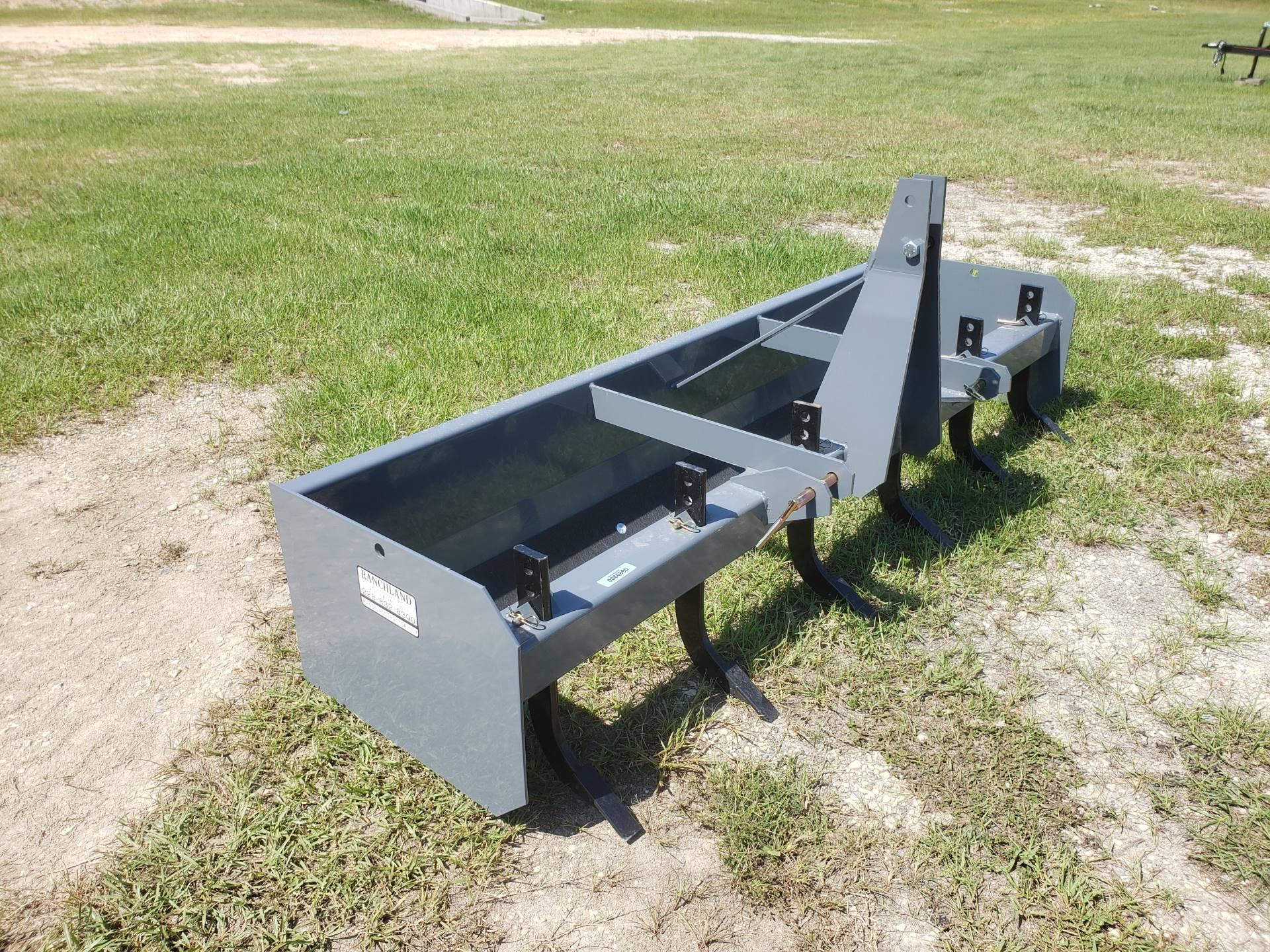 2020 Titan Implement 7' Box Blade in Saucier, Mississippi