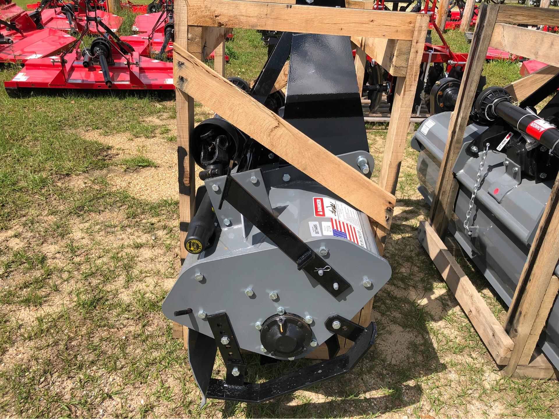 2019 Titan Implement 4' Tiller in Saucier, Mississippi - Photo 2