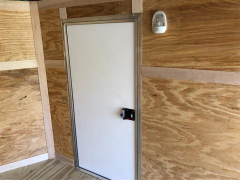 2019 Triple R Trailers 7x16 V-Nose, Ramp Door, Side Door in Saucier, Mississippi - Photo 9