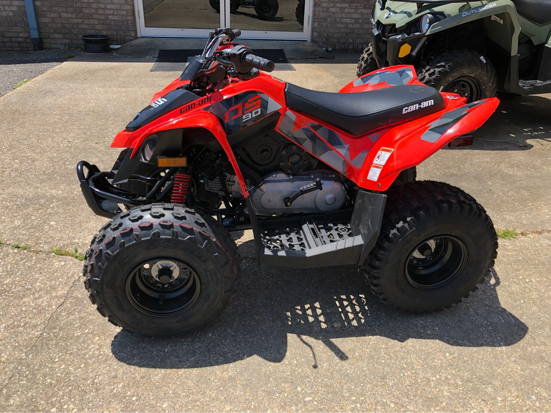 2019 Can-Am DS 90 in Saucier, Mississippi - Photo 2