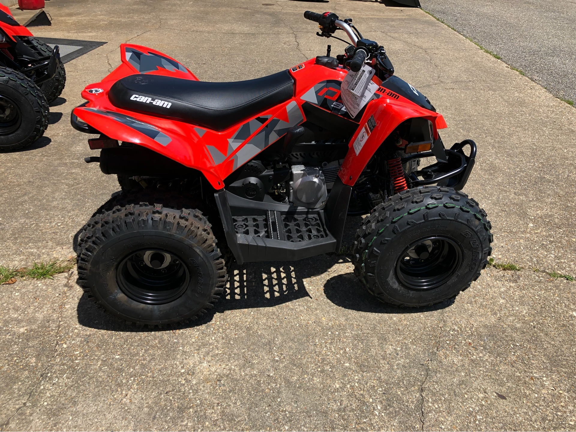 2019 Can-Am DS 90 in Saucier, Mississippi - Photo 5