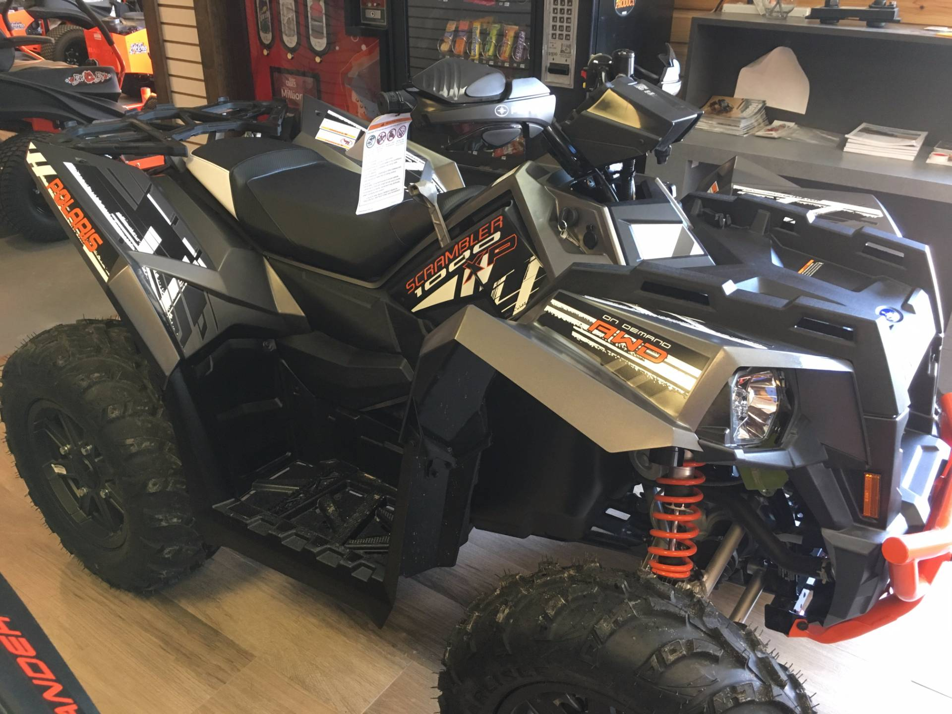 2017 Polaris Scrambler XP 1000 in Saucier, Mississippi