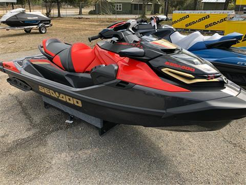 2019 Sea-Doo RXT-X 300 iBR + Sound System in Saucier, Mississippi