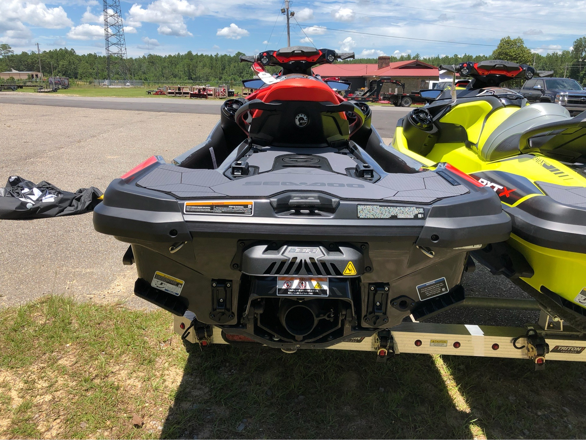 2019 Sea-Doo RXT-X 300 iBR + Sound System in Saucier, Mississippi - Photo 6
