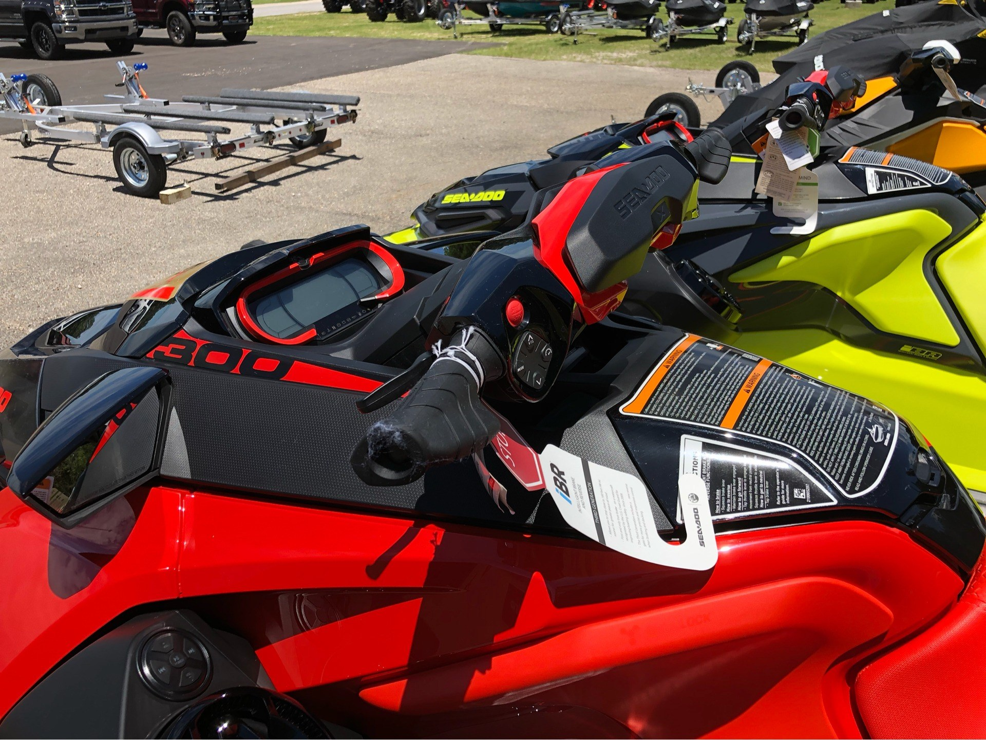 2019 Sea-Doo RXT-X 300 iBR + Sound System in Saucier, Mississippi - Photo 9