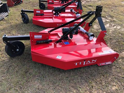 2019 Titan Implement 5' Rotary Cutter in Saucier, Mississippi