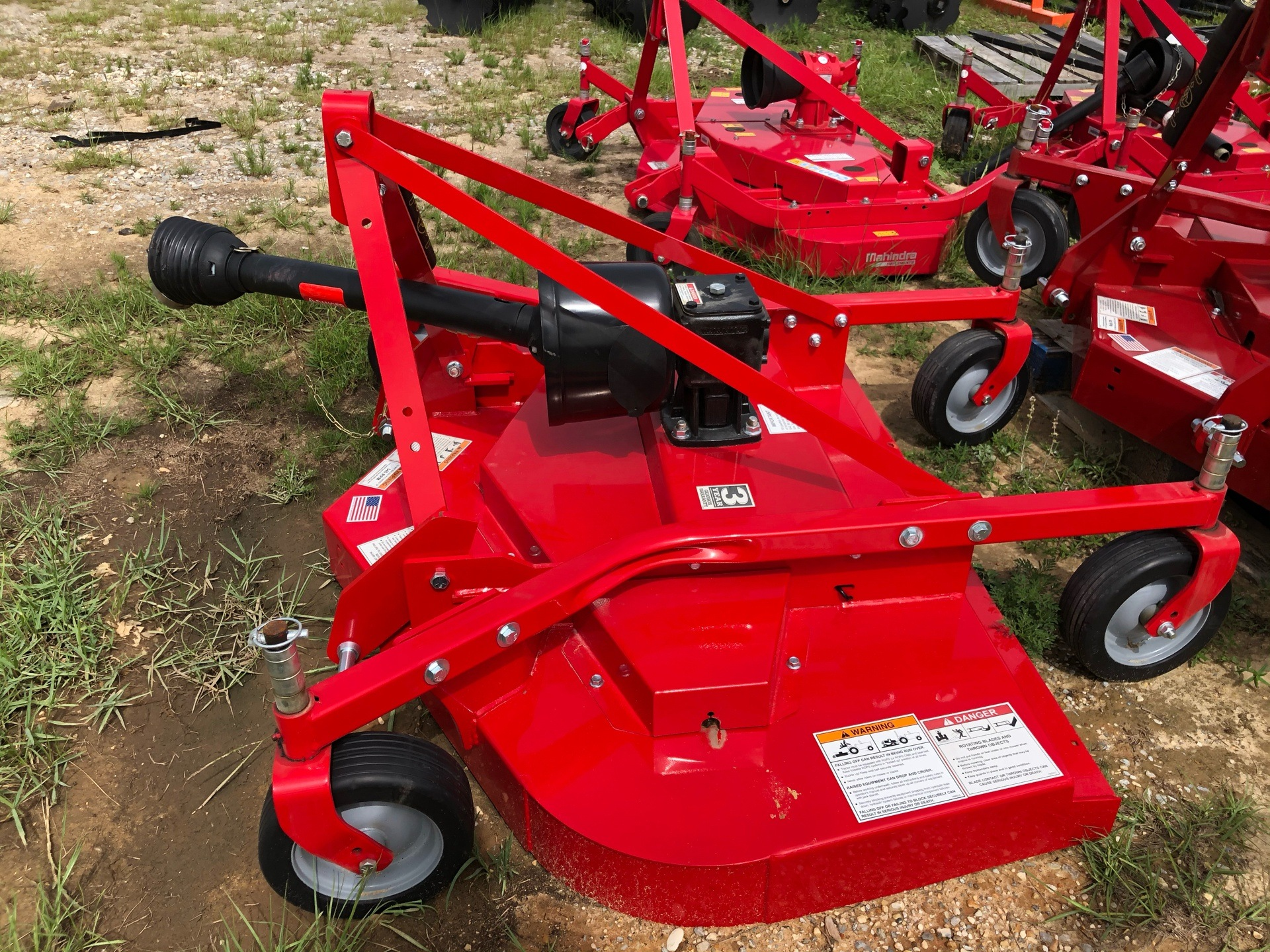 2020 Woods RD60 Rear Mount Finish Mower in Saucier, Mississippi - Photo 4