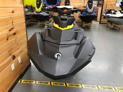 2021 Sea-Doo Spark 3up 90 hp iBR, Convenience Package + Sound System in Saucier, Mississippi - Photo 7