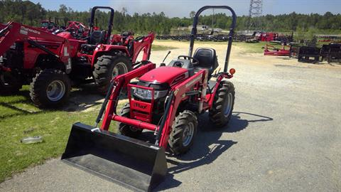2012 Mahindra Max 22 4WD HST in Saucier, Mississippi