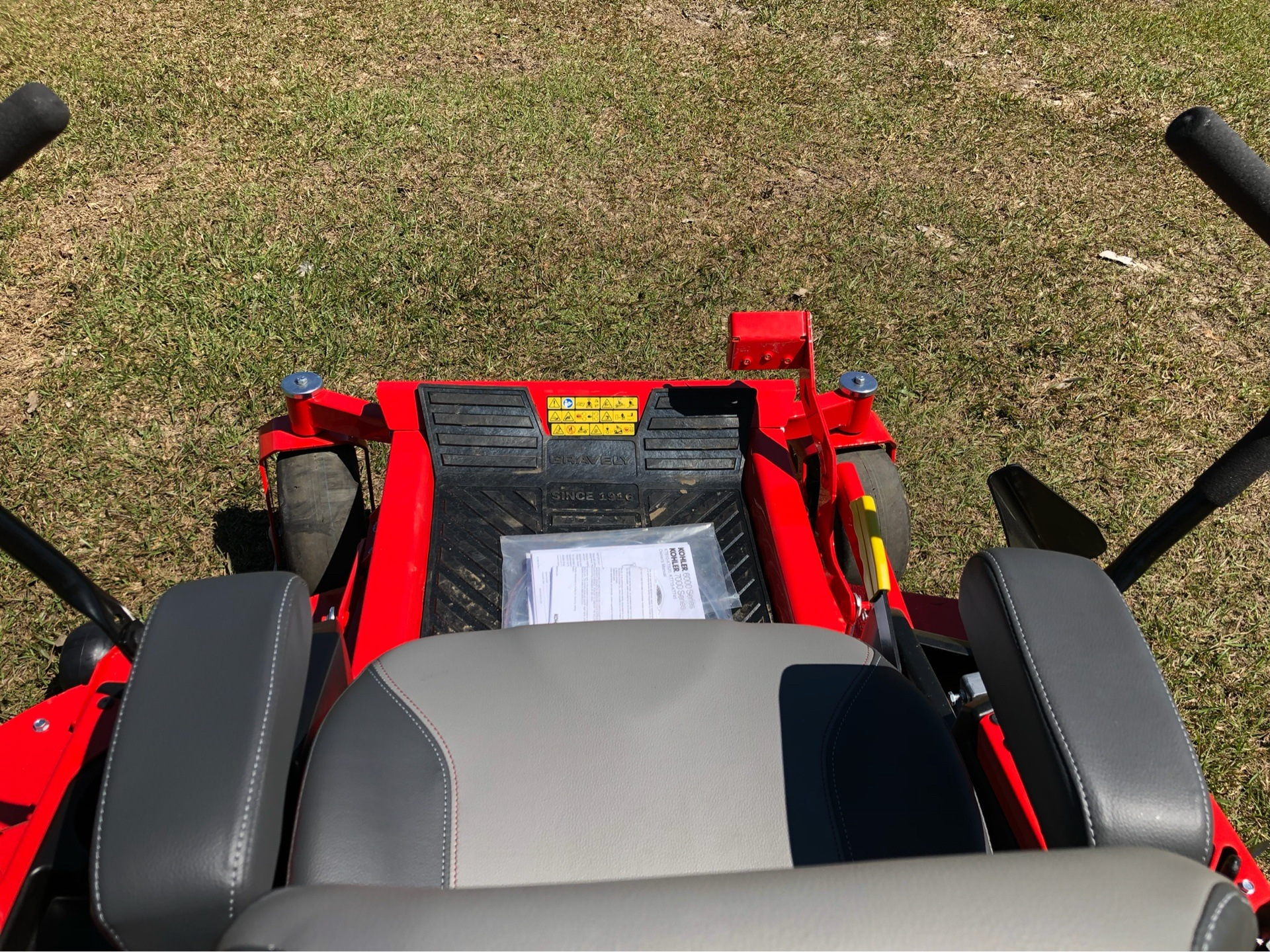 2019 Gravely USA ZT XL 60 (Kohler) in Saucier, Mississippi - Photo 7