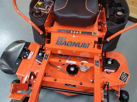 "2019 Bad Boy Mowers MZ Magnum 48"" with Kawasaki FR651 in Saucier, Mississippi - Photo 8"