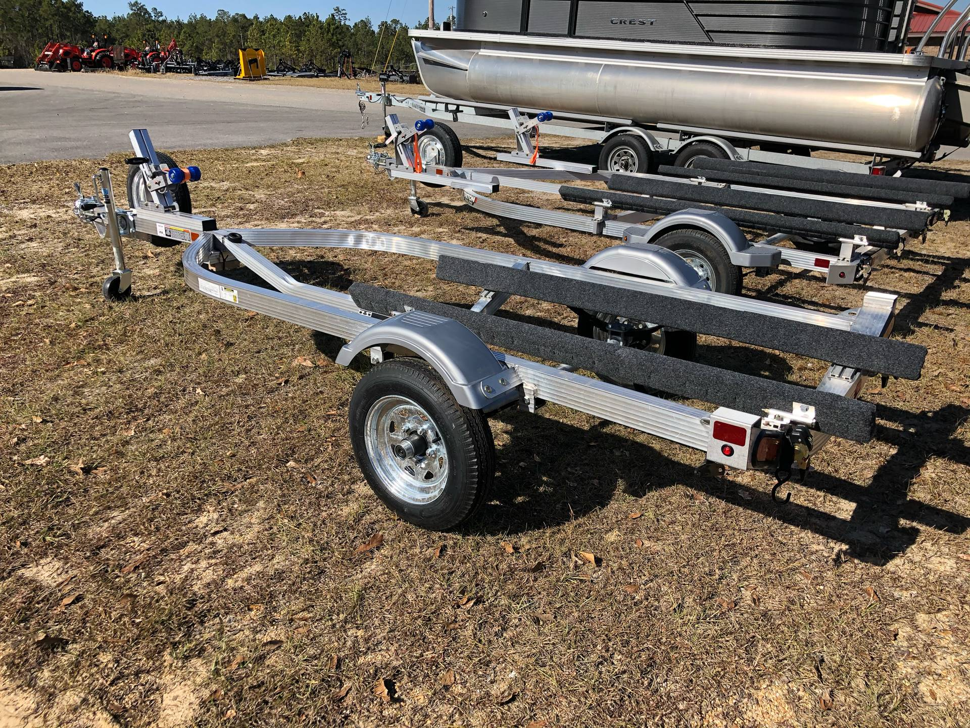 2021 Triton Trailers LTWCI-X in Saucier, Mississippi - Photo 3