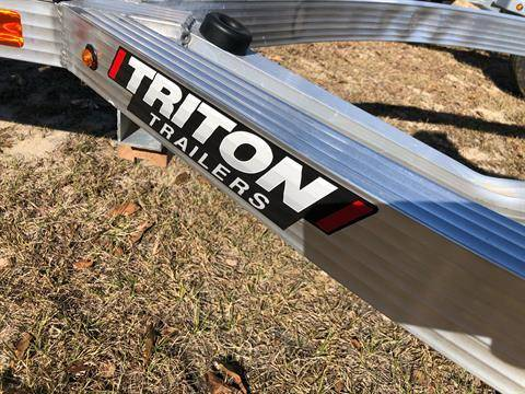 2021 Triton Trailers LTWCI-X in Saucier, Mississippi - Photo 4