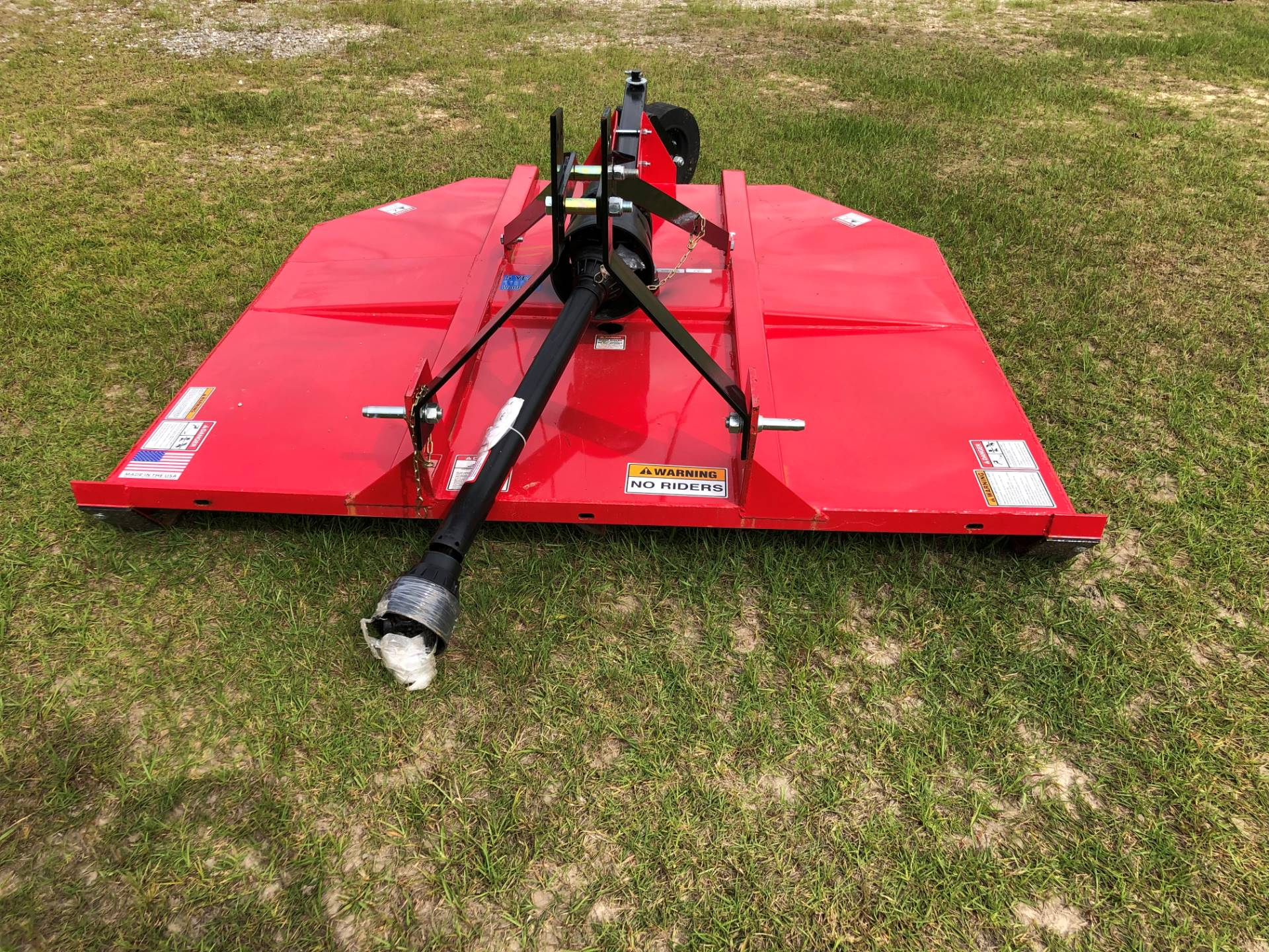 2019 Titan Implement 6' MD Cutter - Slip Clutch and Chains in Saucier, Mississippi - Photo 4