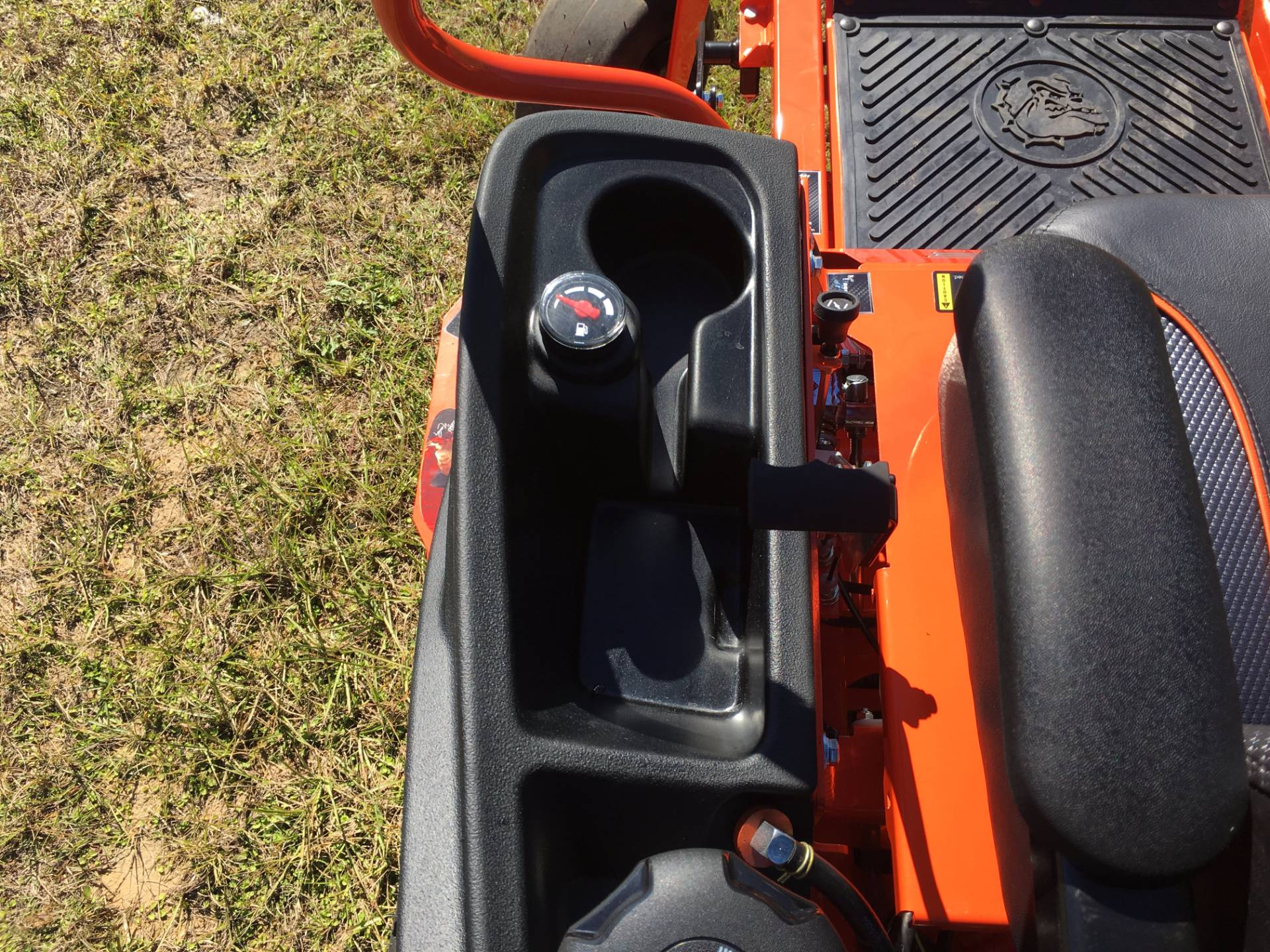 "2017 Bad Boy Mowers ZT 48"" with Kohler Engine in Saucier, Mississippi"