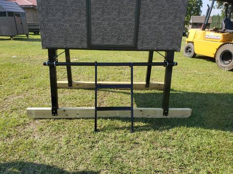 2020 The Antler Shed 6' Shed Sled Kit - 3' Tall in Saucier, Mississippi - Photo 1
