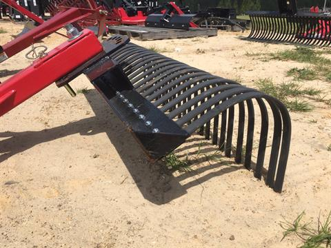 2017 WATTS BROTHERS DISTRIBUTING. INC 4' Rake in Saucier, Mississippi