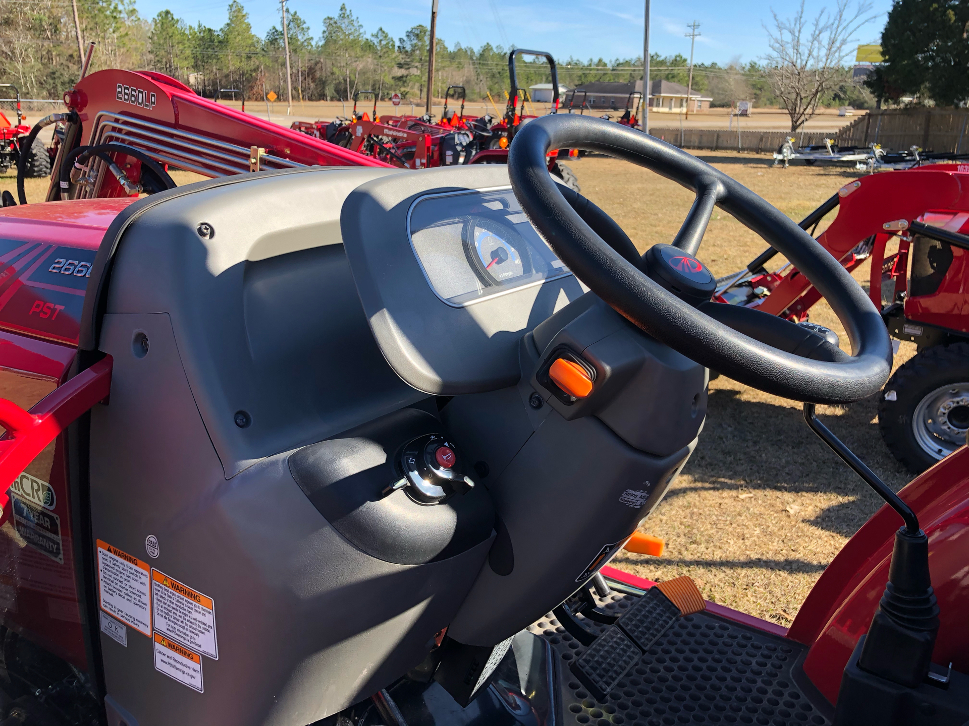 2021 Mahindra 2660 PST in Saucier, Mississippi - Photo 2
