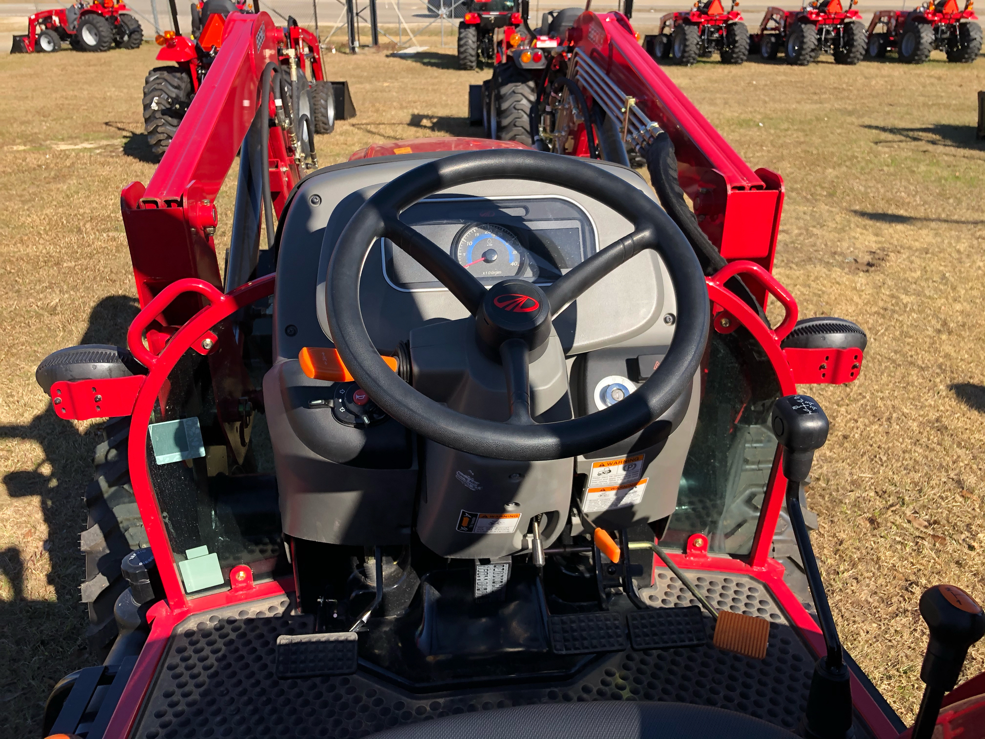 2021 Mahindra 2660 PST in Saucier, Mississippi - Photo 3