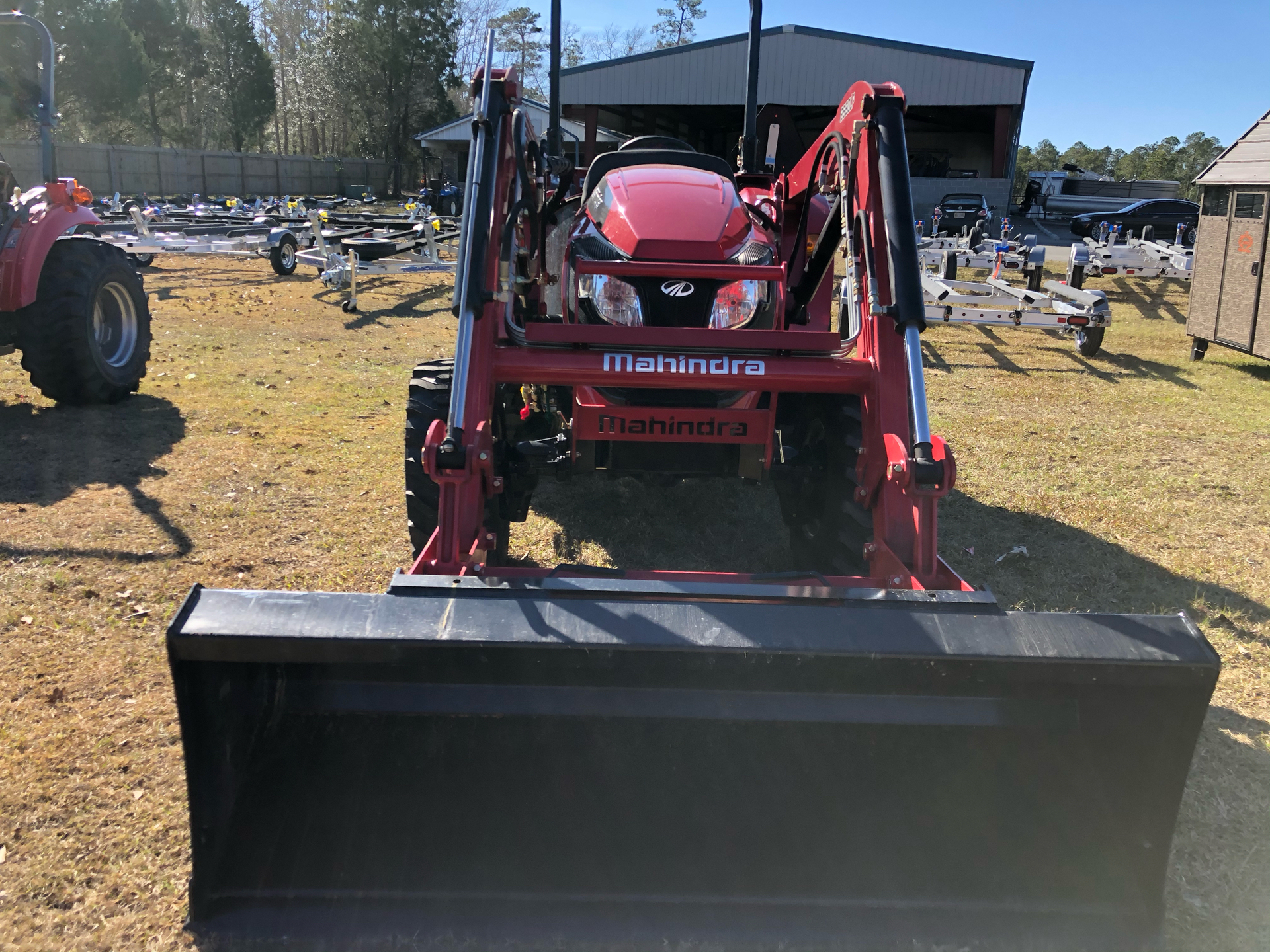 2021 Mahindra 2660 PST in Saucier, Mississippi - Photo 8