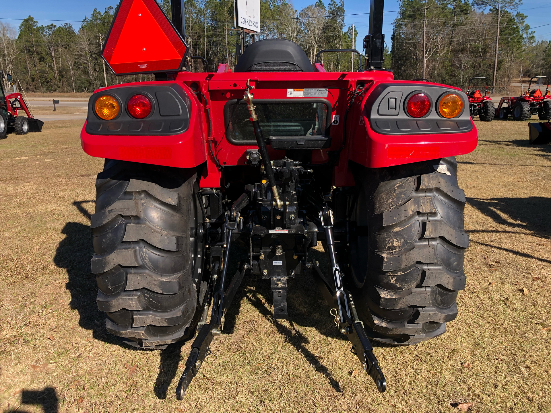 2021 Mahindra 2660 PST in Saucier, Mississippi - Photo 12