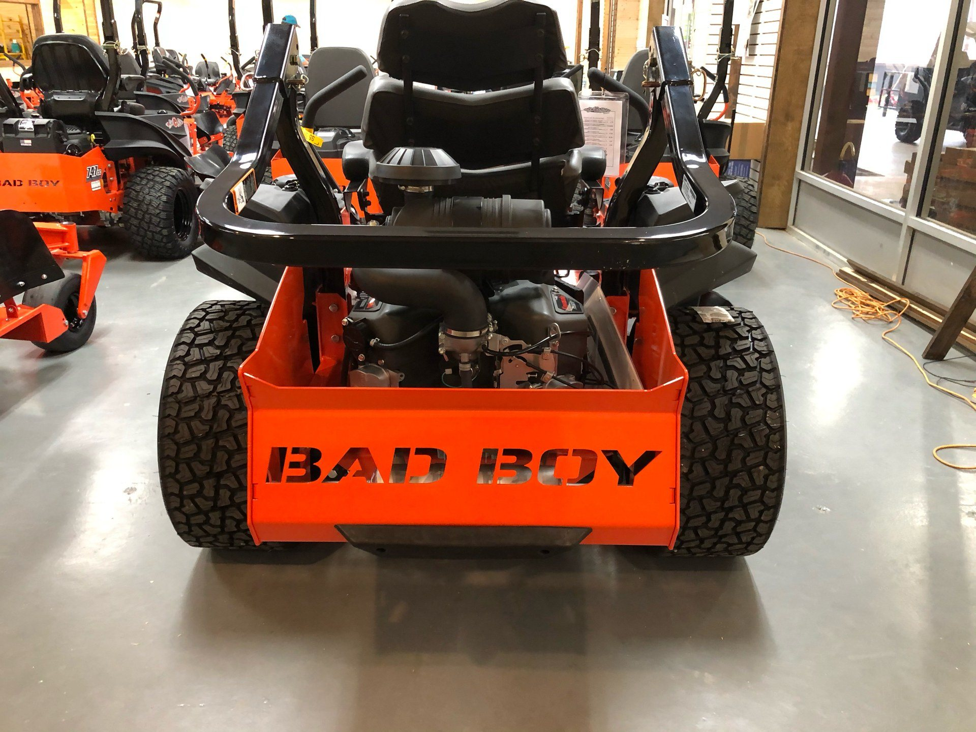 2020 Bad Boy Mowers Rogue 61 in. Kawasaki FX 27 hp in Saucier, Mississippi - Photo 8