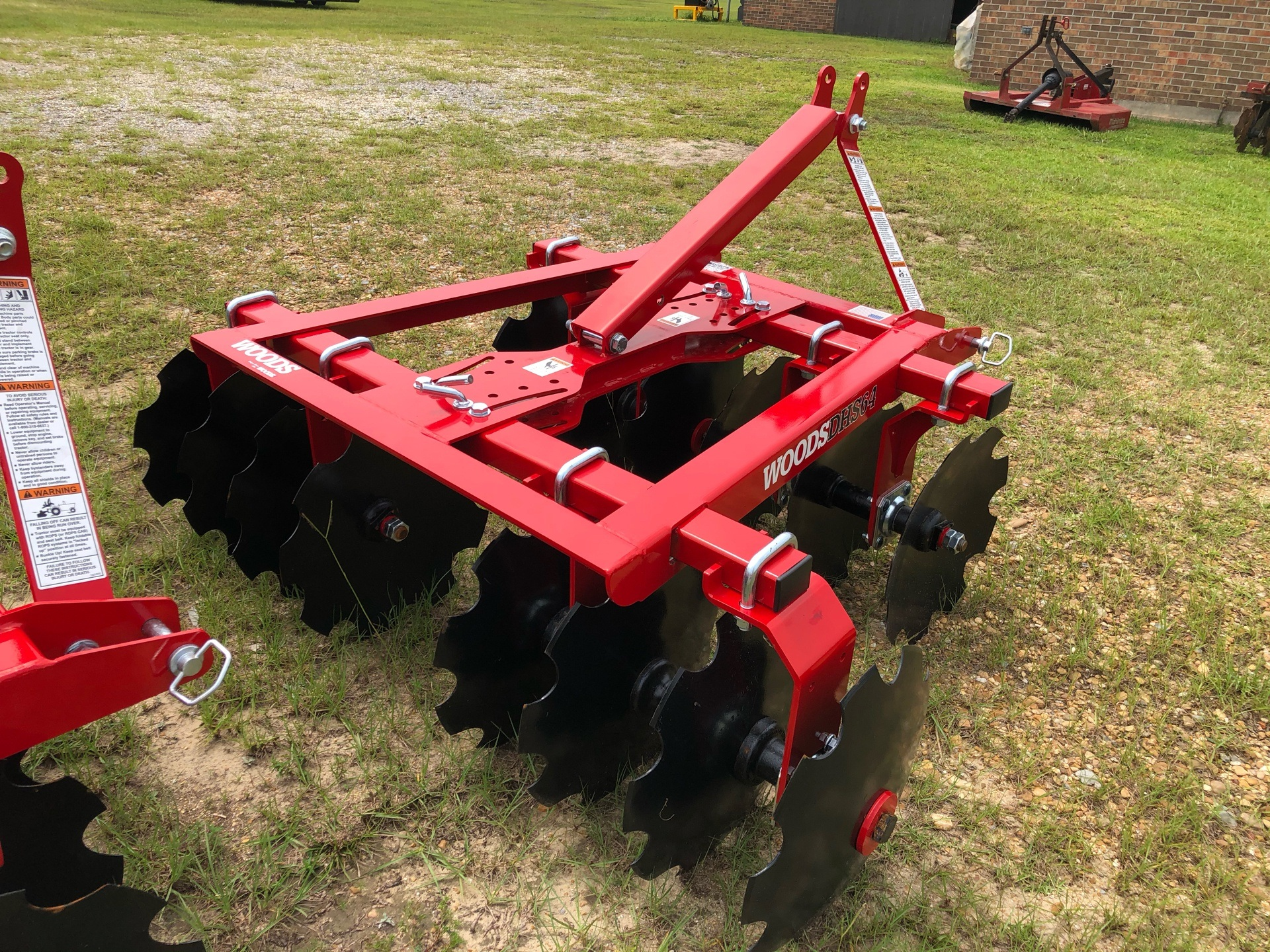 2020 Woods DHS64 Disc Harrow in Saucier, Mississippi - Photo 3