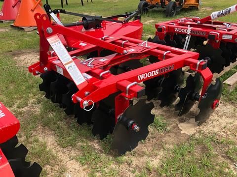 2020 Woods DHS64 Disc Harrow in Saucier, Mississippi - Photo 1