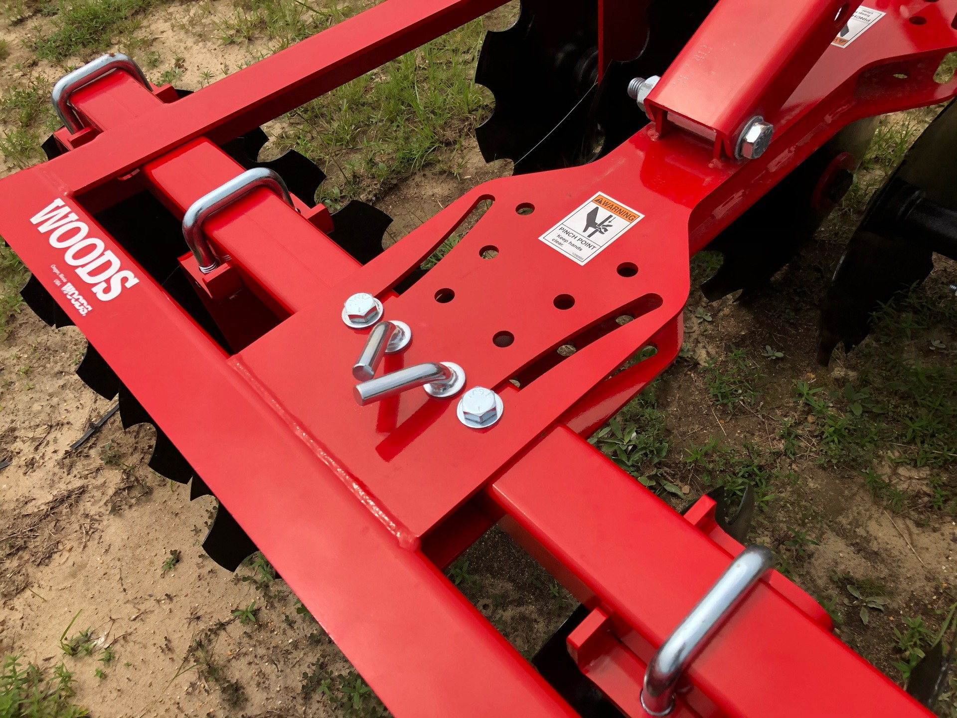 2020 Woods DHS64 Disc Harrow in Saucier, Mississippi - Photo 5