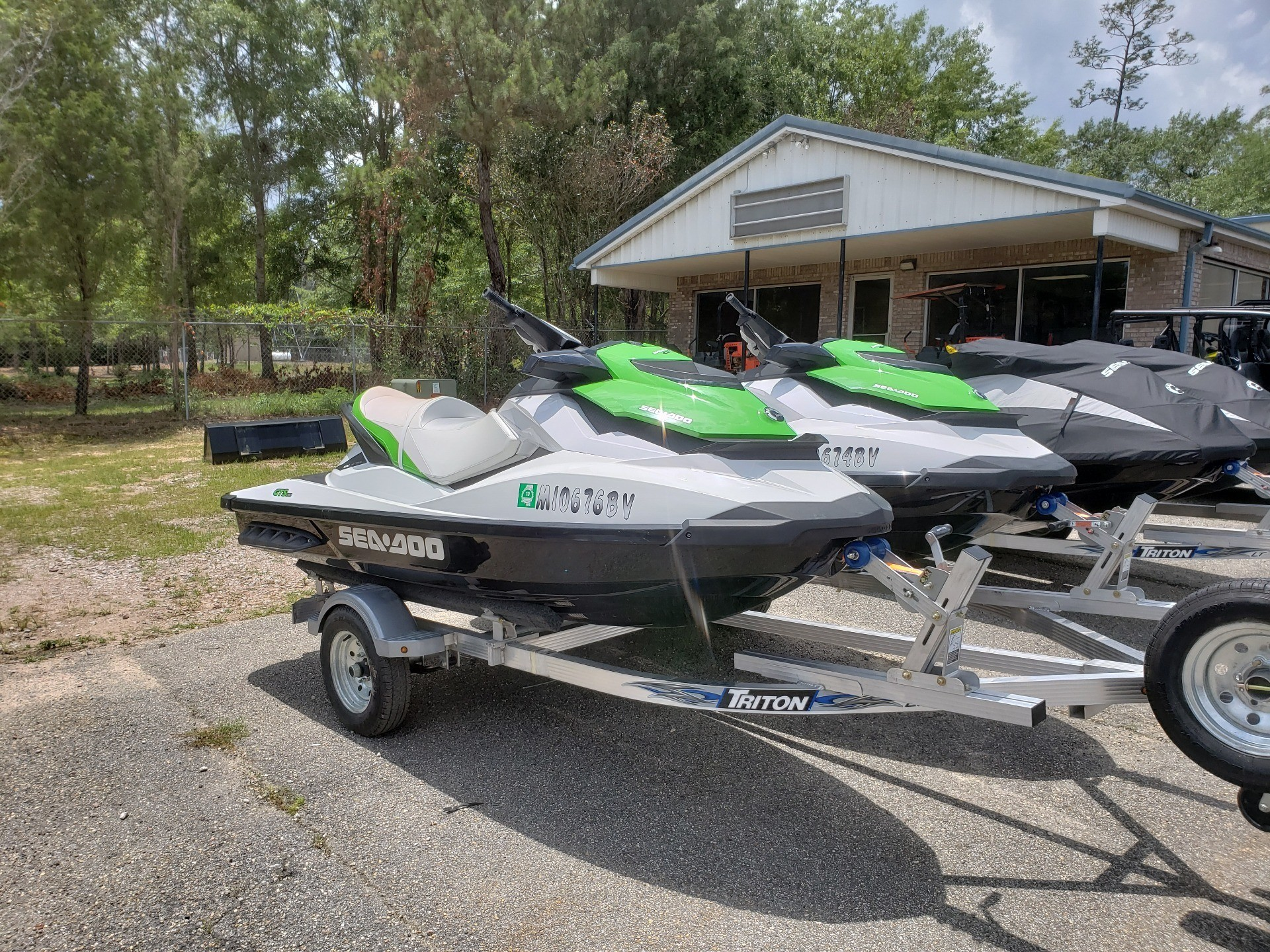 2013 Sea-Doo GTS™ 130 in Saucier, Mississippi