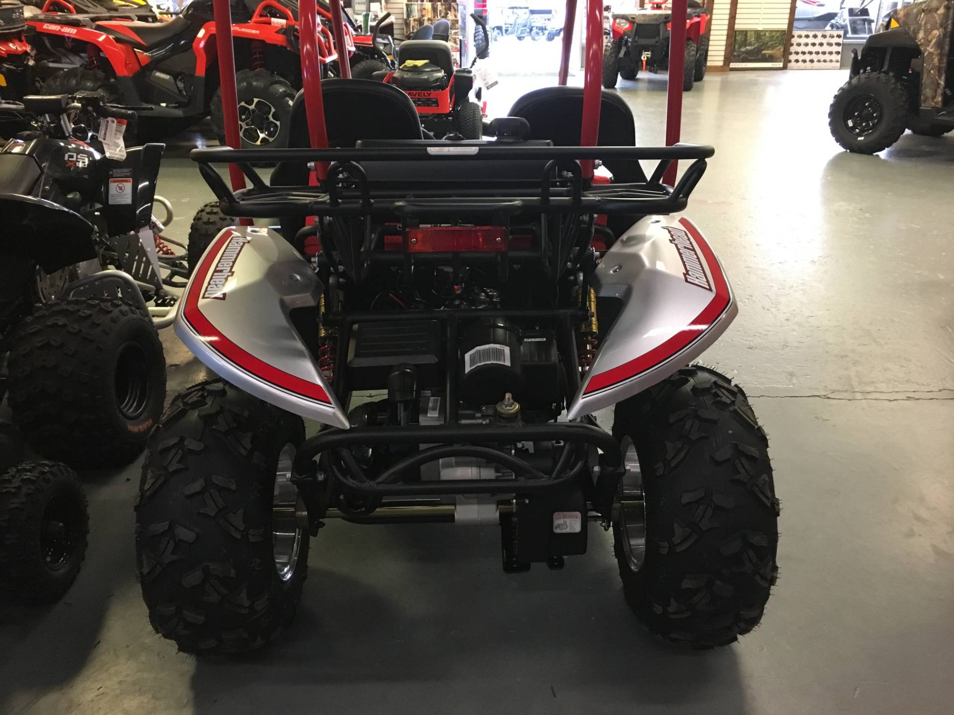 2018 Hammerhead Off-Road GTS Platinum in Saucier, Mississippi