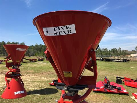 2018 Five Star 9520-R  500lb Spreader in Saucier, Mississippi