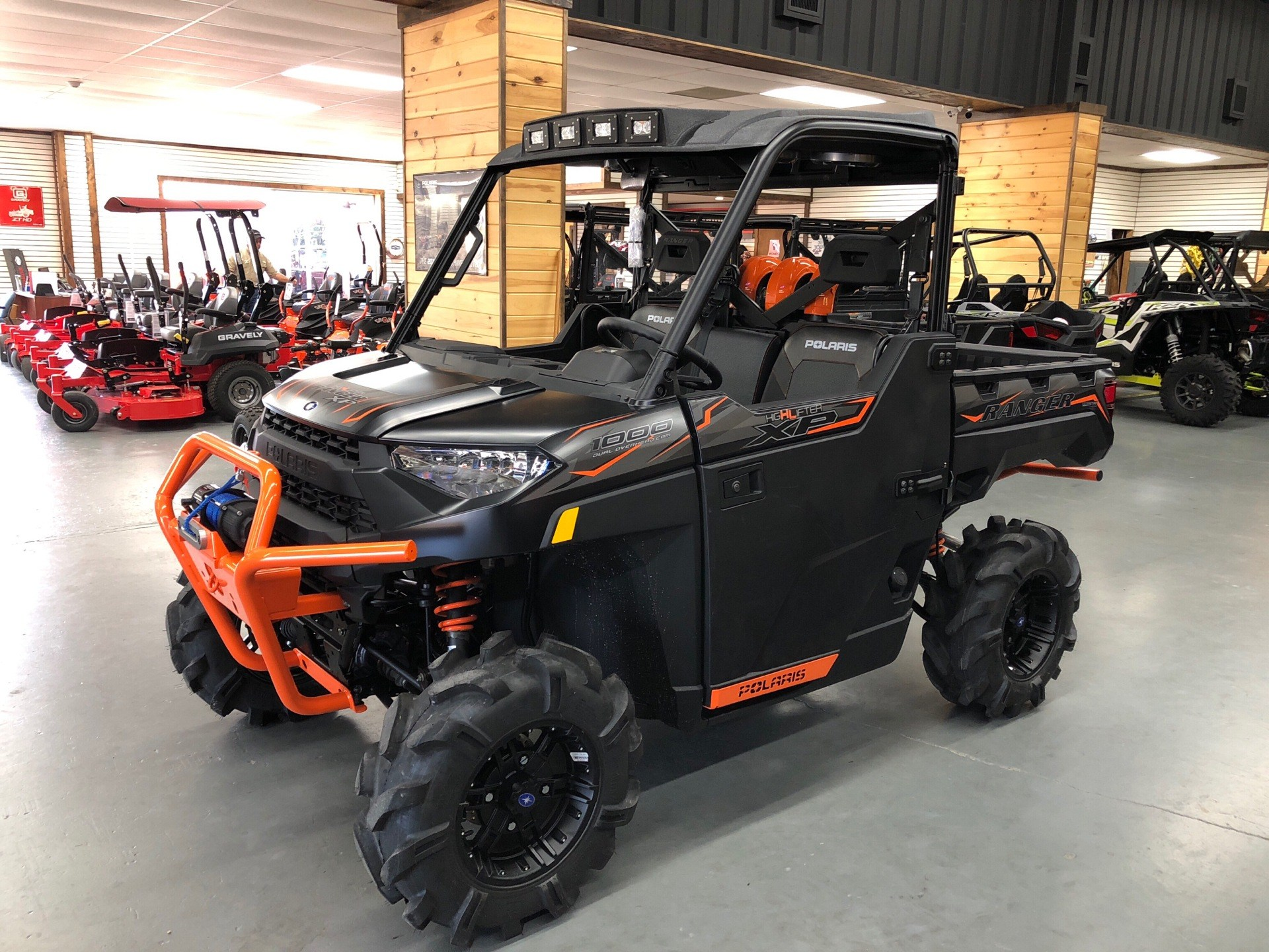 2019 Polaris Ranger XP 1000 EPS High Lifter Edition in Saucier, Mississippi - Photo 1