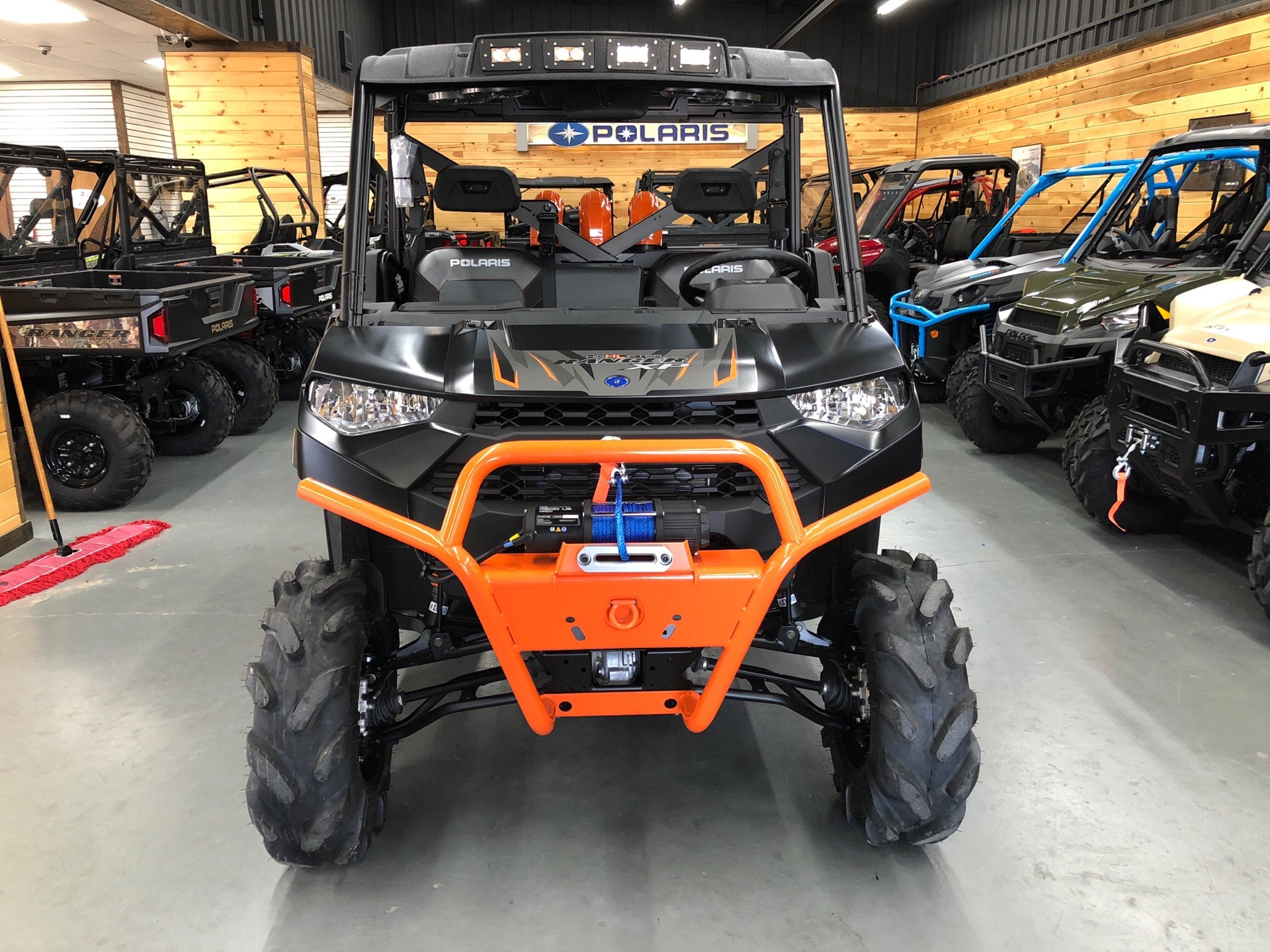 2019 Polaris Ranger XP 1000 EPS High Lifter Edition in Saucier, Mississippi - Photo 2