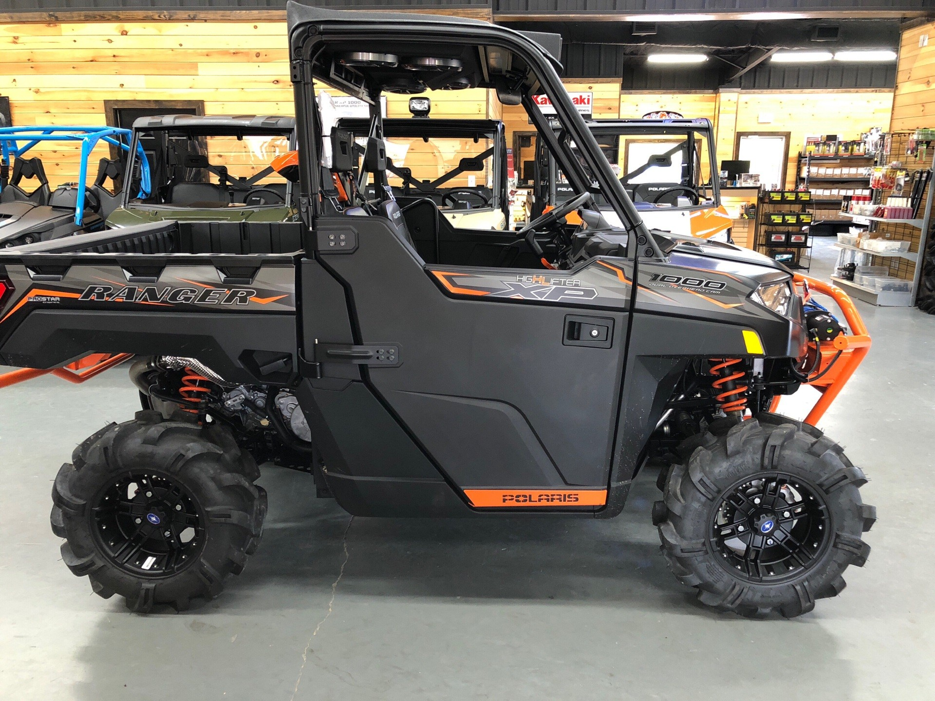 2019 Polaris Ranger XP 1000 EPS High Lifter Edition in Saucier, Mississippi - Photo 4