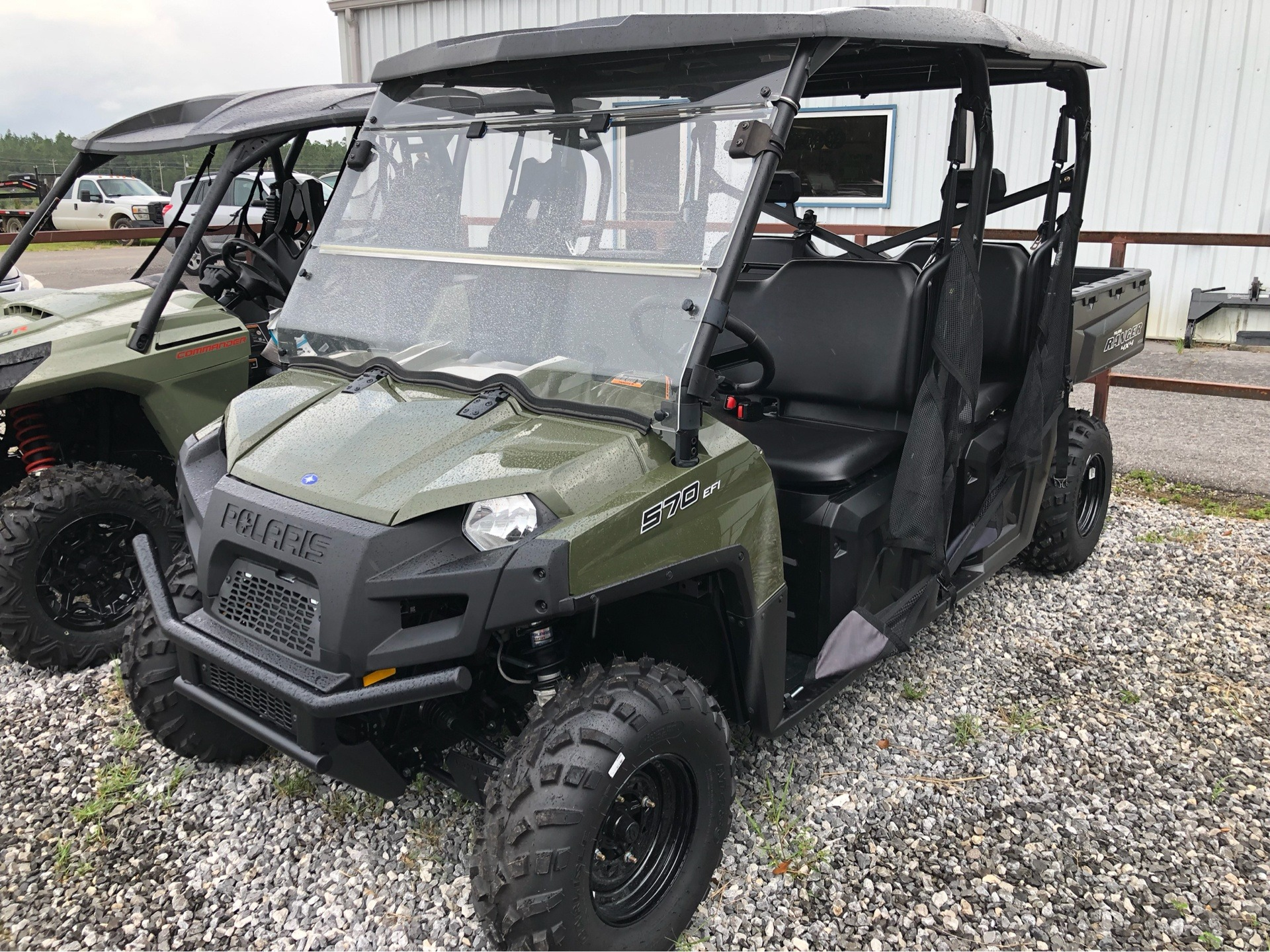 2019 Polaris Ranger Crew 570-6 in Saucier, Mississippi - Photo 1