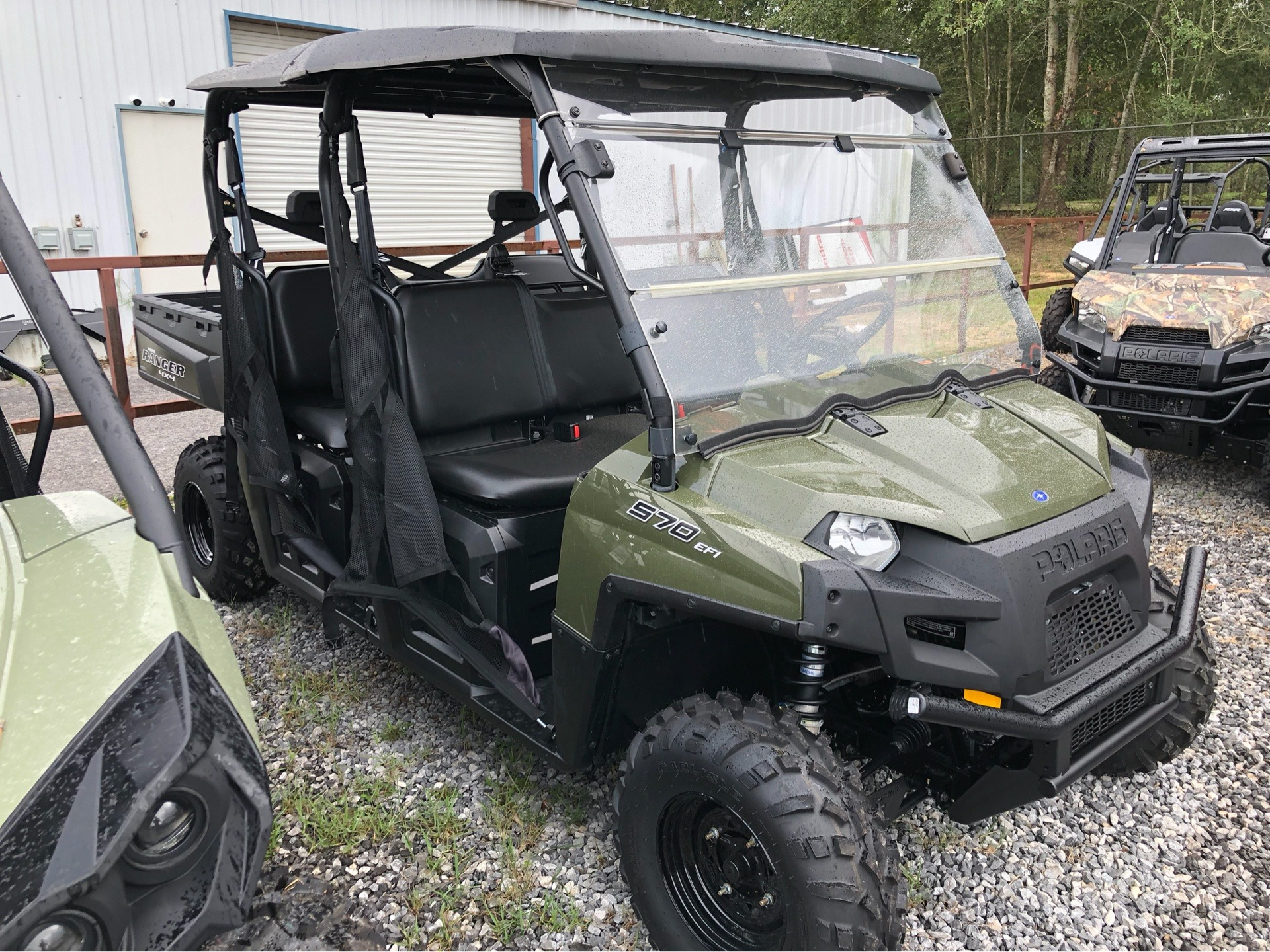 2019 Polaris Ranger Crew 570-6 in Saucier, Mississippi - Photo 3