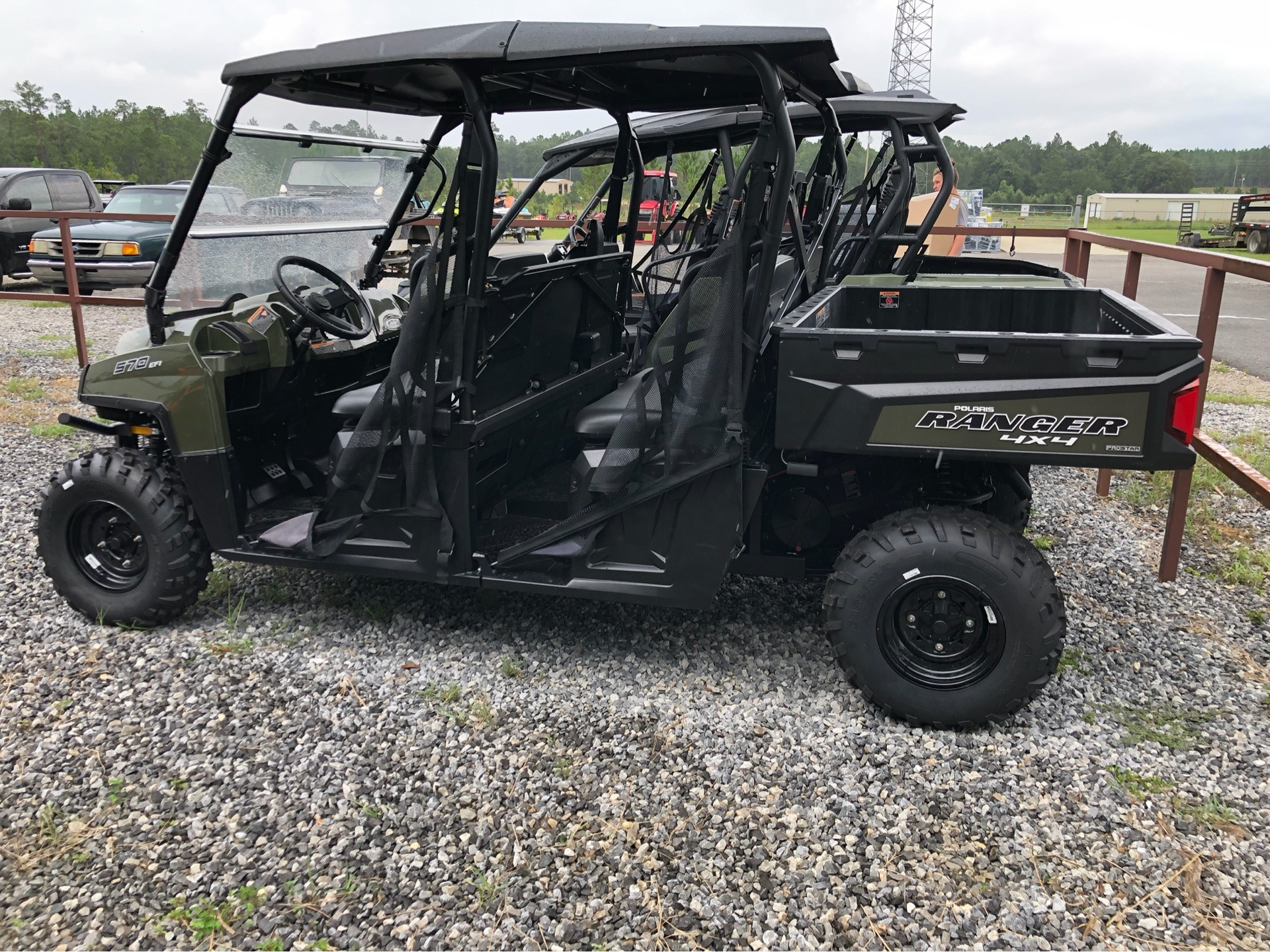 2019 Polaris Ranger Crew 570-6 in Saucier, Mississippi - Photo 4
