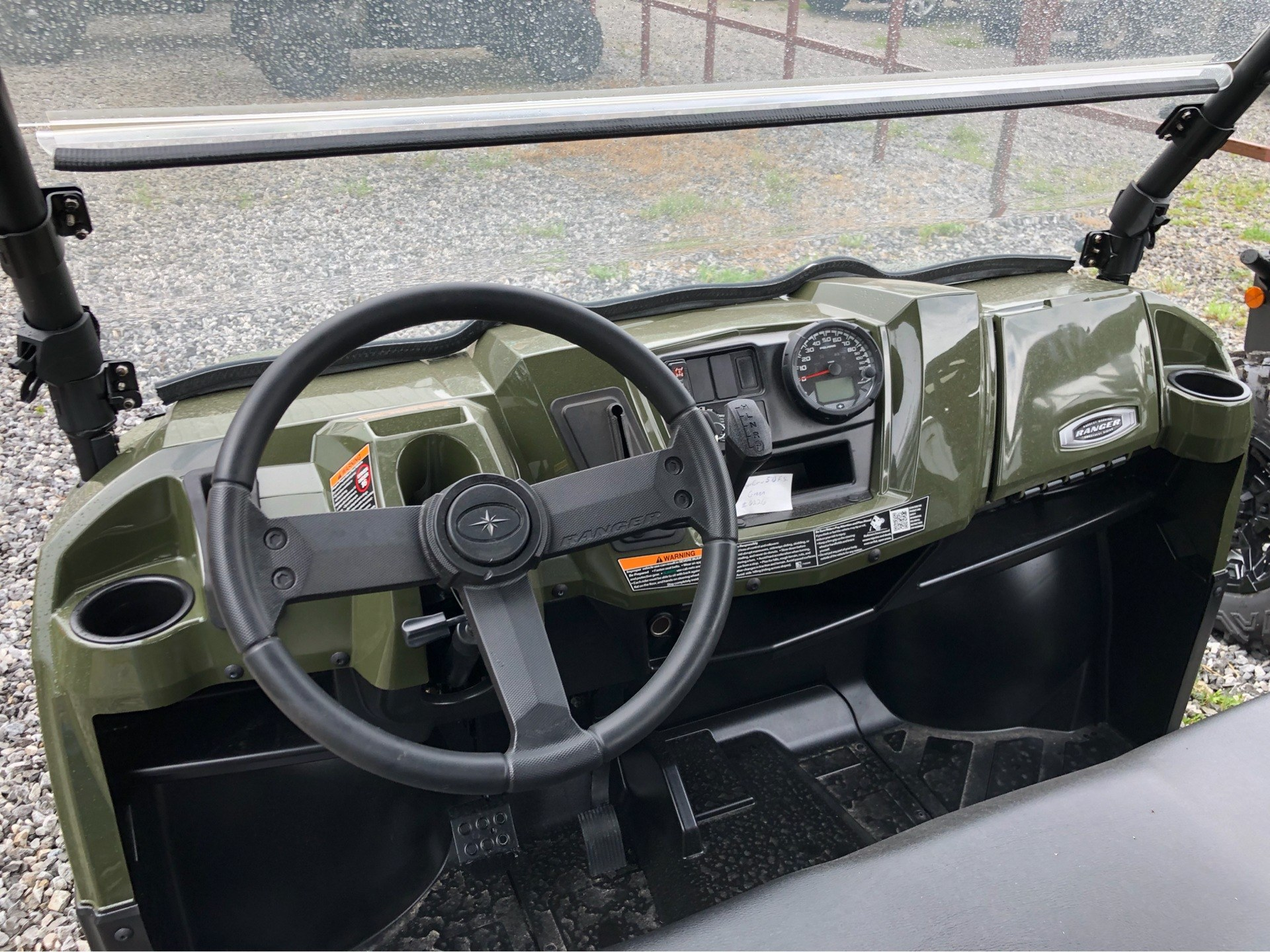 2019 Polaris Ranger Crew 570-6 in Saucier, Mississippi - Photo 8