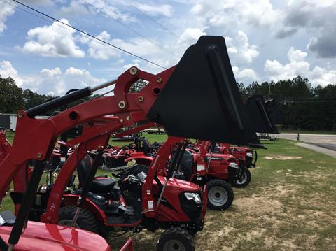 2018 Mahindra eMax 22L HST with Loader - EXL224FHIL in Saucier, Mississippi