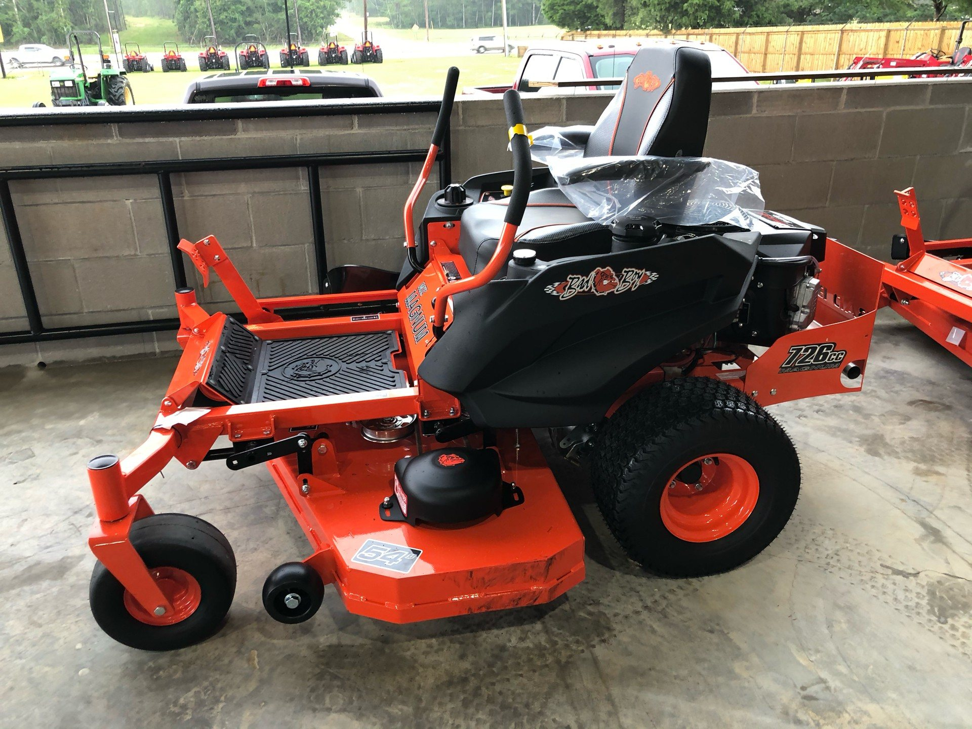 2020 Bad Boy Mowers MZ Magnum 54 in. Kawasaki FR651 726 cc in Saucier, Mississippi - Photo 4
