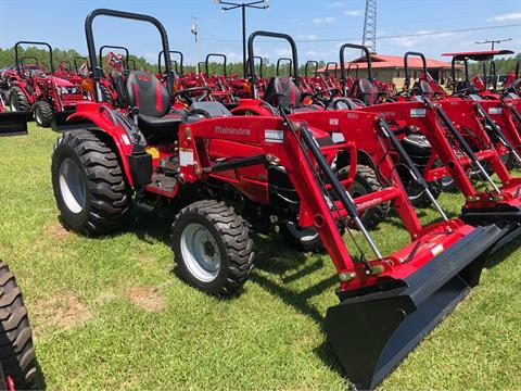2019 Mahindra 1626 Shuttle in Saucier, Mississippi - Photo 3