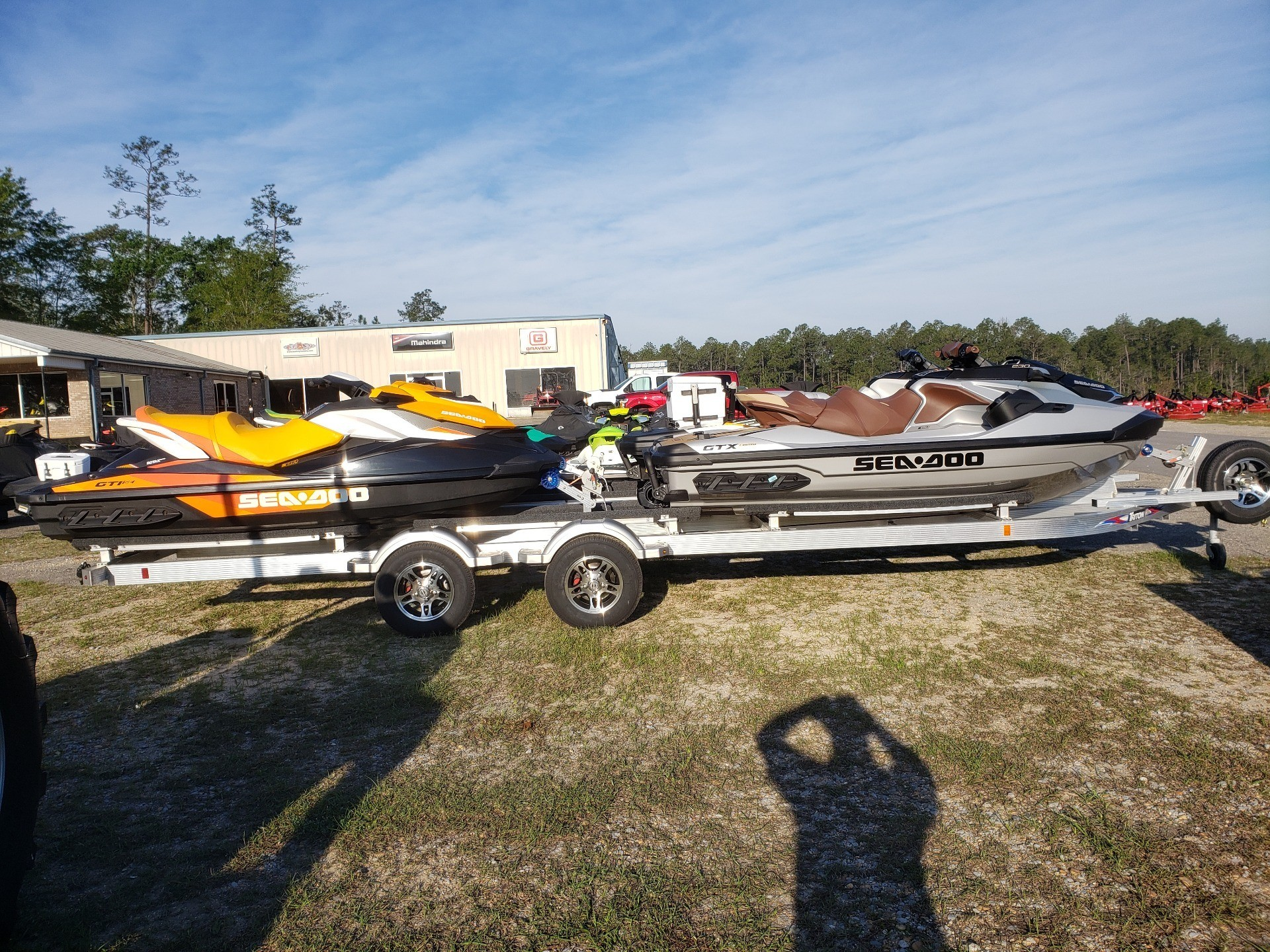 2019 Triton Trailers Elite WCIV SBD in Saucier, Mississippi - Photo 2