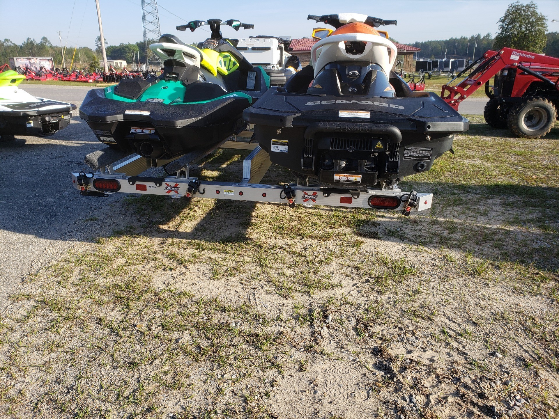 2019 Triton Trailers Elite WCIV SBD in Saucier, Mississippi - Photo 6
