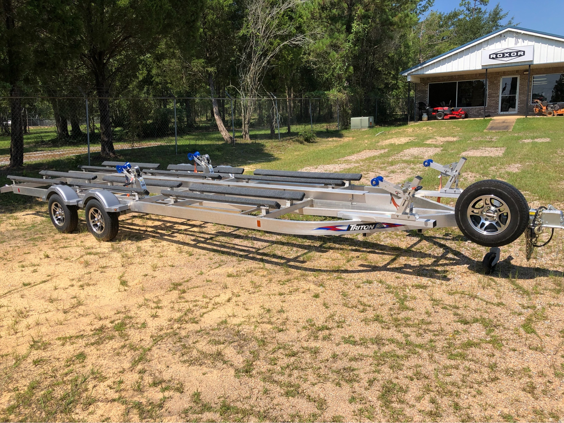 2019 Triton Trailers Elite WCIV SBD in Saucier, Mississippi - Photo 10