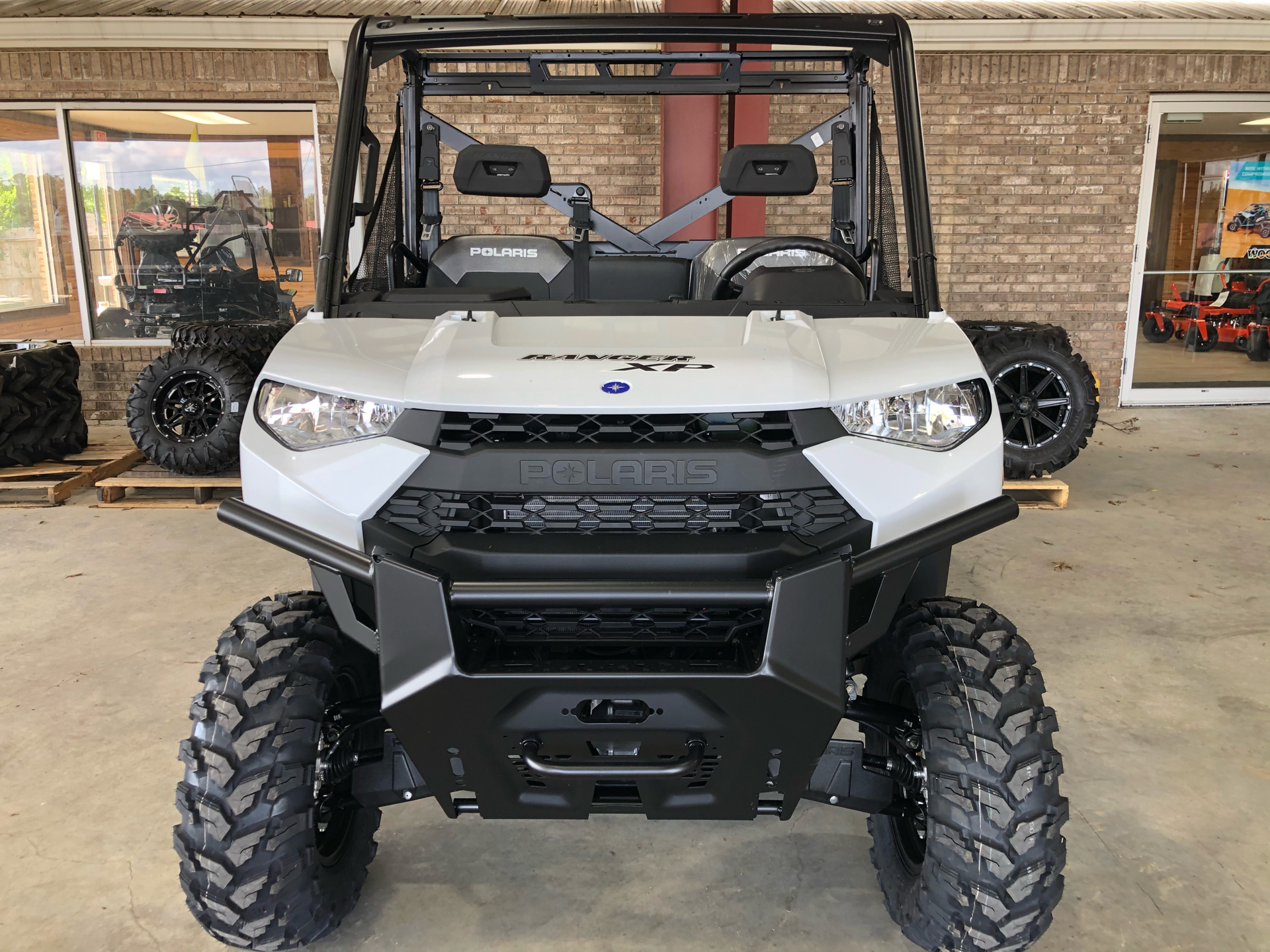 2021 Polaris Ranger XP 1000 Premium in Saucier, Mississippi - Photo 2