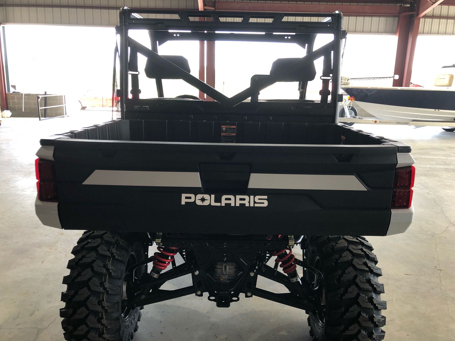 2021 Polaris Ranger XP 1000 Premium in Saucier, Mississippi - Photo 6